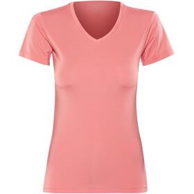 Craft W's Essential VN SS Shirt Dahlia